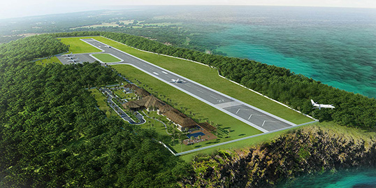 Koh Phangan Airport